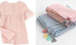 Муслиновая ткань: мягкость прикосновений и воздушная легкость