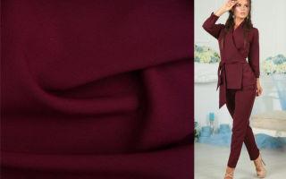 Тиар: костюмная ткань для удобных и красивых вещей