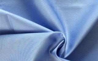 Ткань лавсан: свойства, применение, уход
