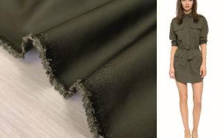 Твил — что за ткань: состав, свойства, применение, уход