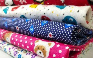 Ткань фланель: натуральный материал для пеленок и не только