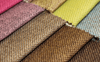 Ткань рогожка: состав, виды, применение