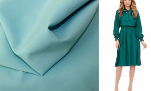 Ниагара: легкость и мягкость шелка в синтетических волокнах