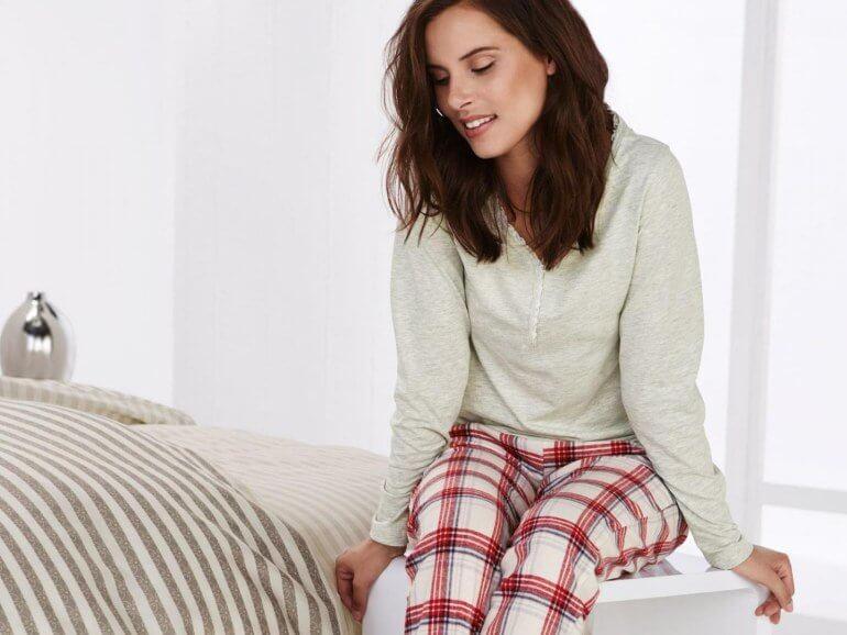 Джерси это не только толстый трикотаж, но еще и мягкие тонкие ткани для уютных домашних костюмов