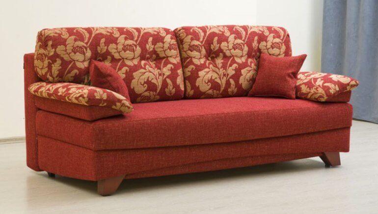Обивка для диванов - основная область применения данной ткани