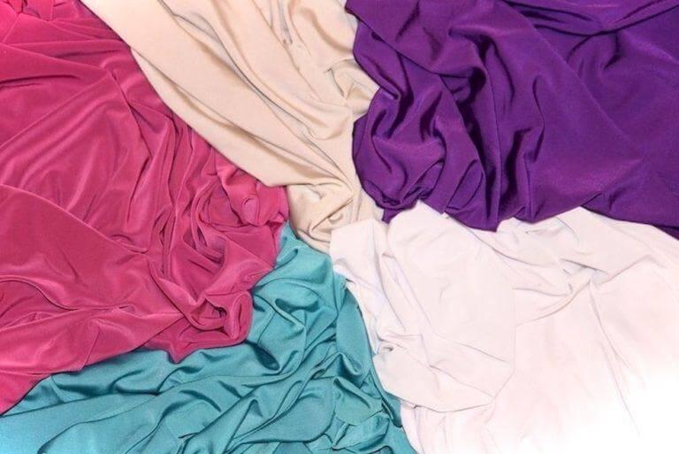 Ткань масло отличается не только цветом, но и плотностью