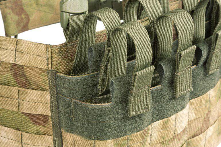 Функциональные военные приспособления шьют из кордуры