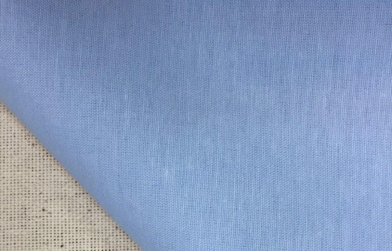 Полотняное плетение ткани тик