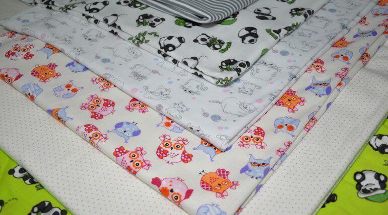 Многообразие расцветок ткани интерлок позволяет выбрать то, что вам действительно нужно