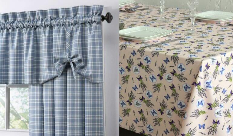 домашний текстиль из бязи