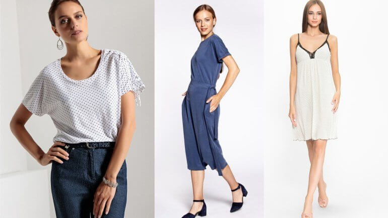 одежда из модала
