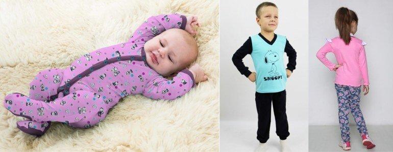детская одежда из интерлок пенье